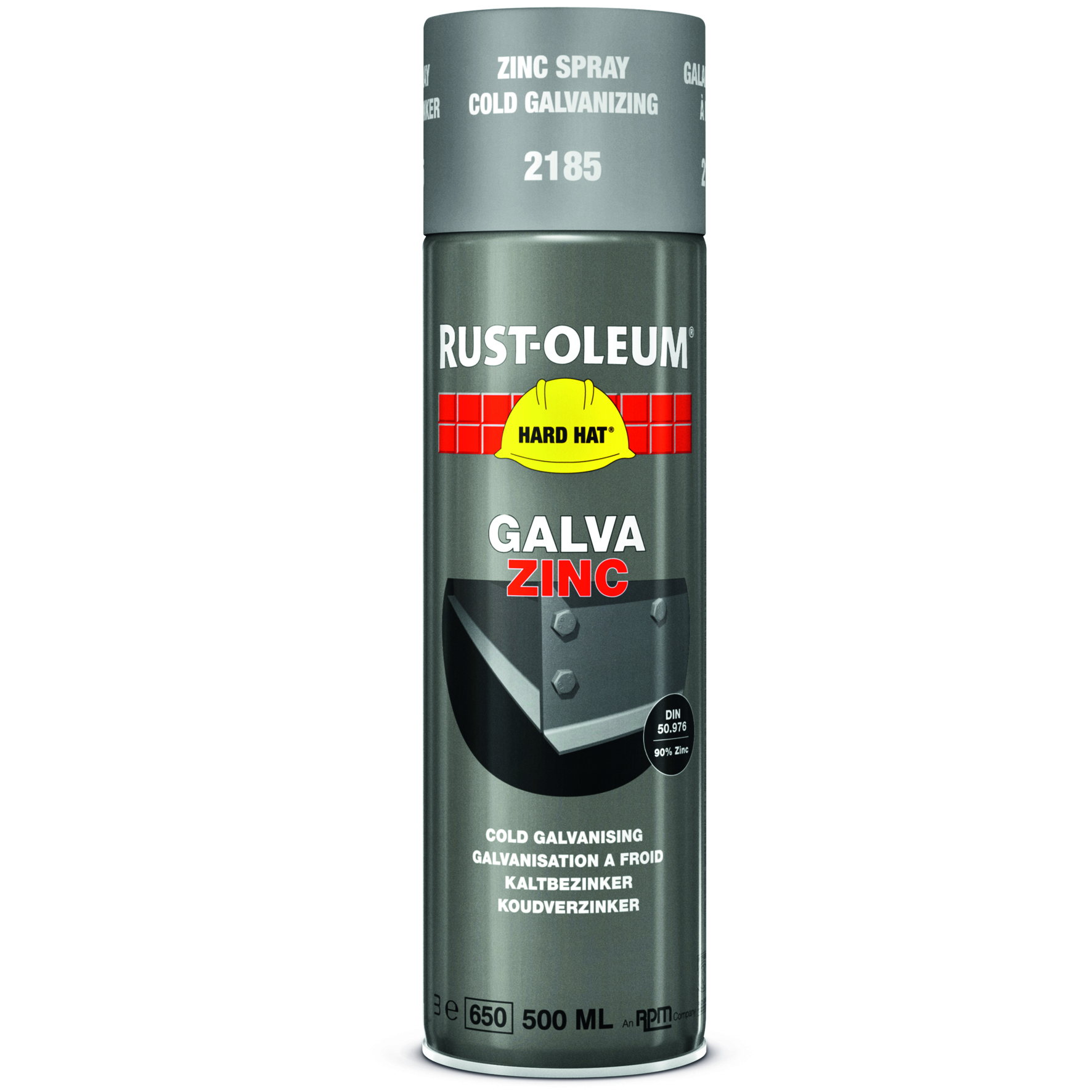 COLD GALVANIZING COMPOUND SPRAY 500ML